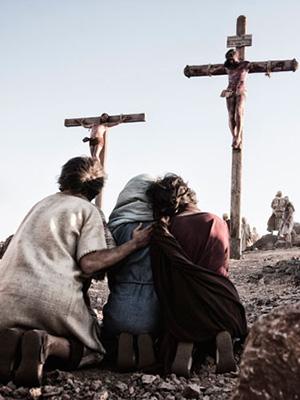 Affiche de la série La Bible