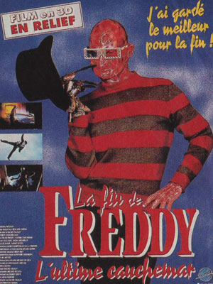 Télécharger Freddy - Chapitre 6 : La fin de Freddy - L'ultime cauchemar TRUEFRENCH VF Uptobox