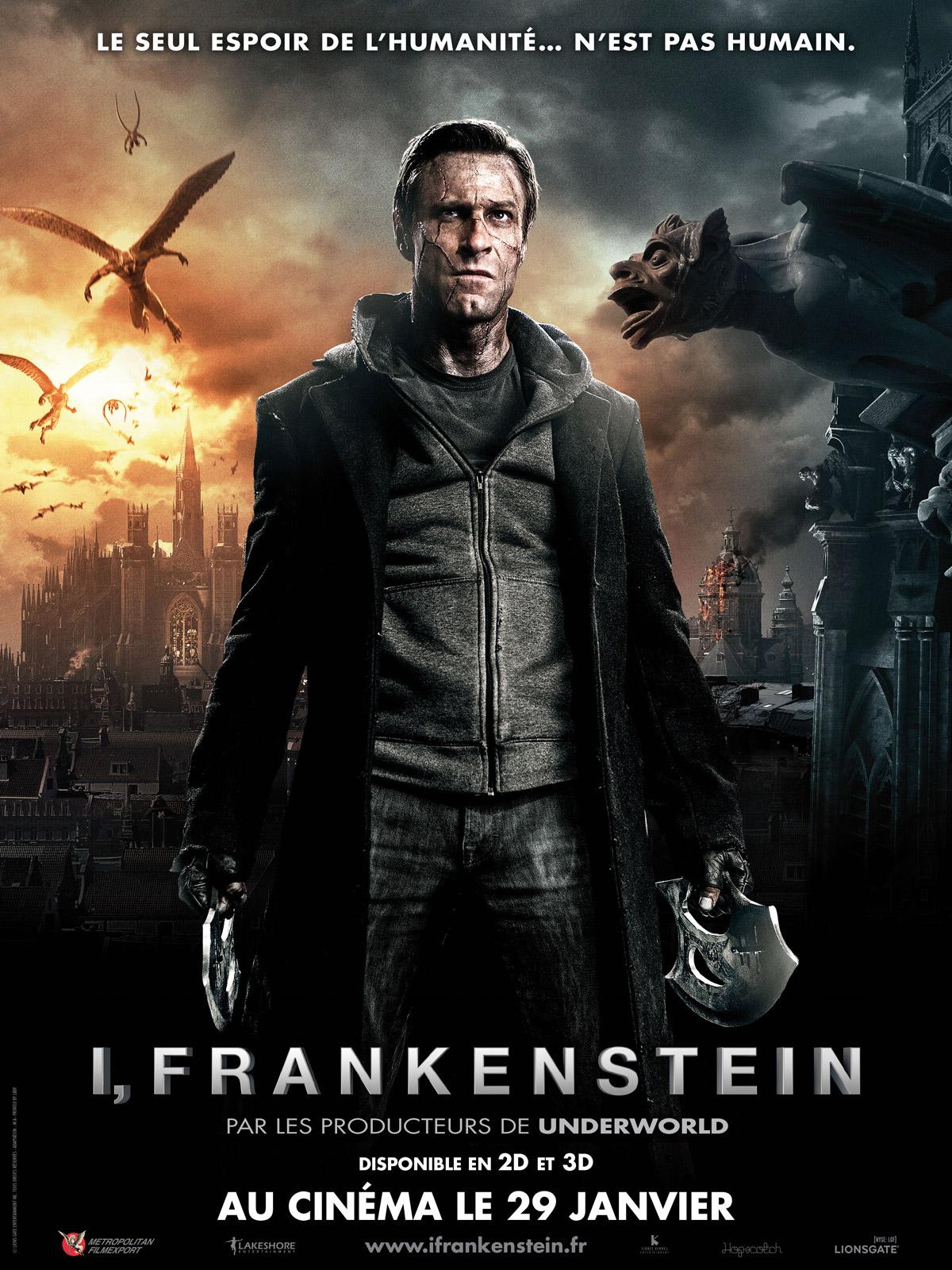 I Frankenstein [TRUEFRENCH] dvdrip