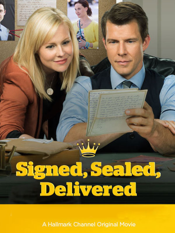 Affiche de la série Signed, Sealed, Delivered