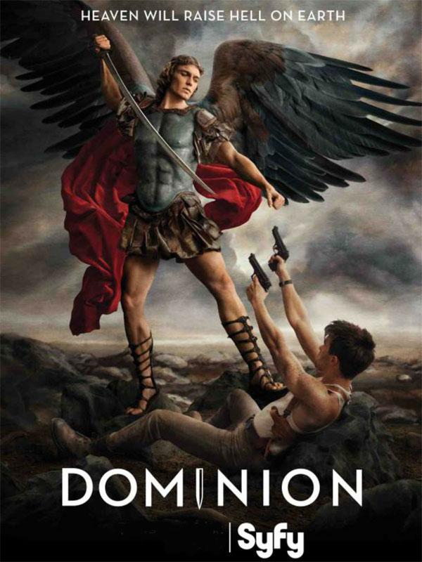 Affiche de la série Dominion