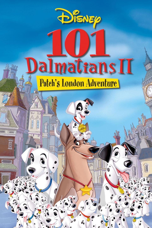 Affiche du film 101 Dalmatiens 2 : Sur la Trace des Héros