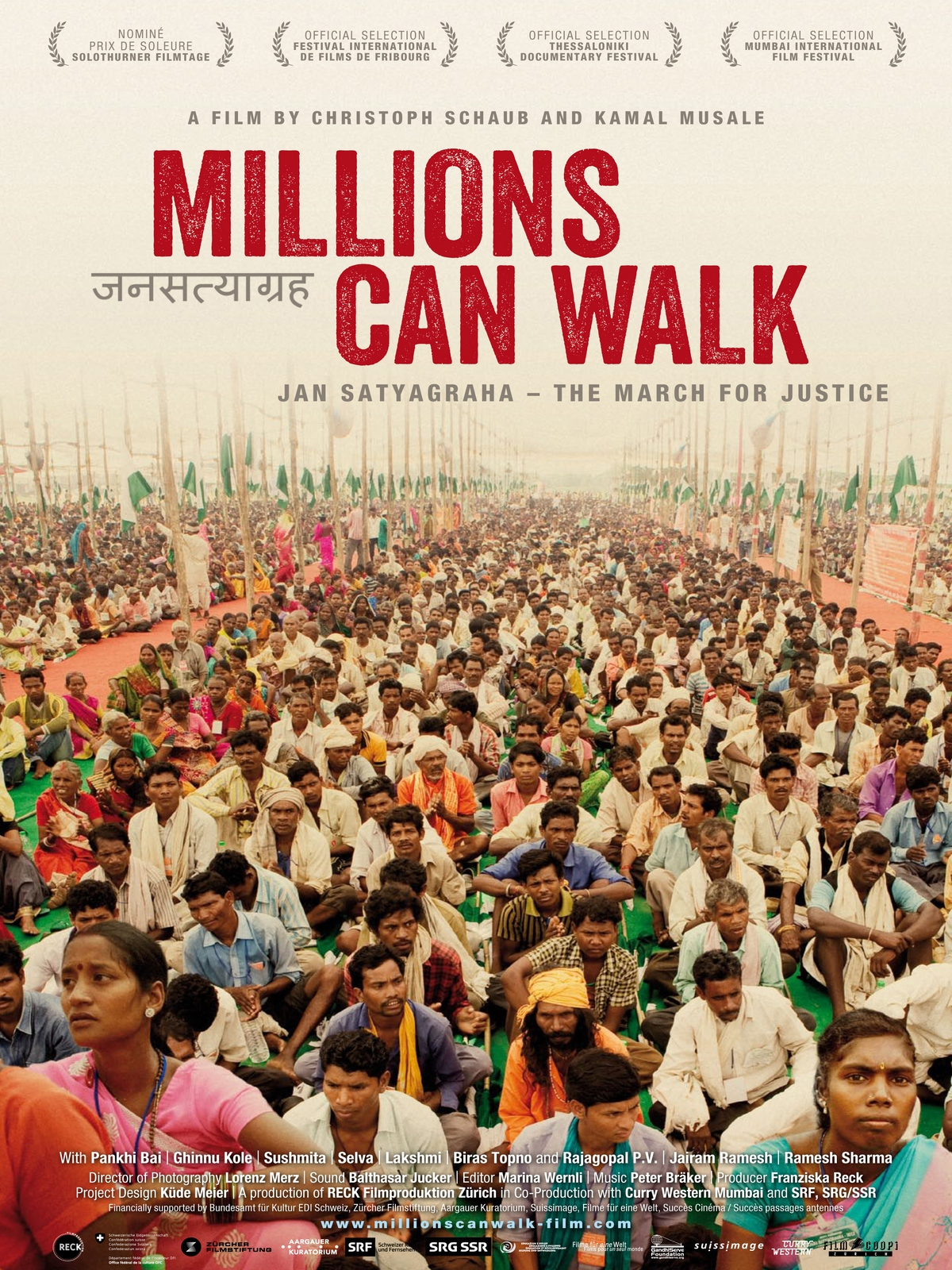 Télécharger Millions Can Walk Gratuit DVDRIP