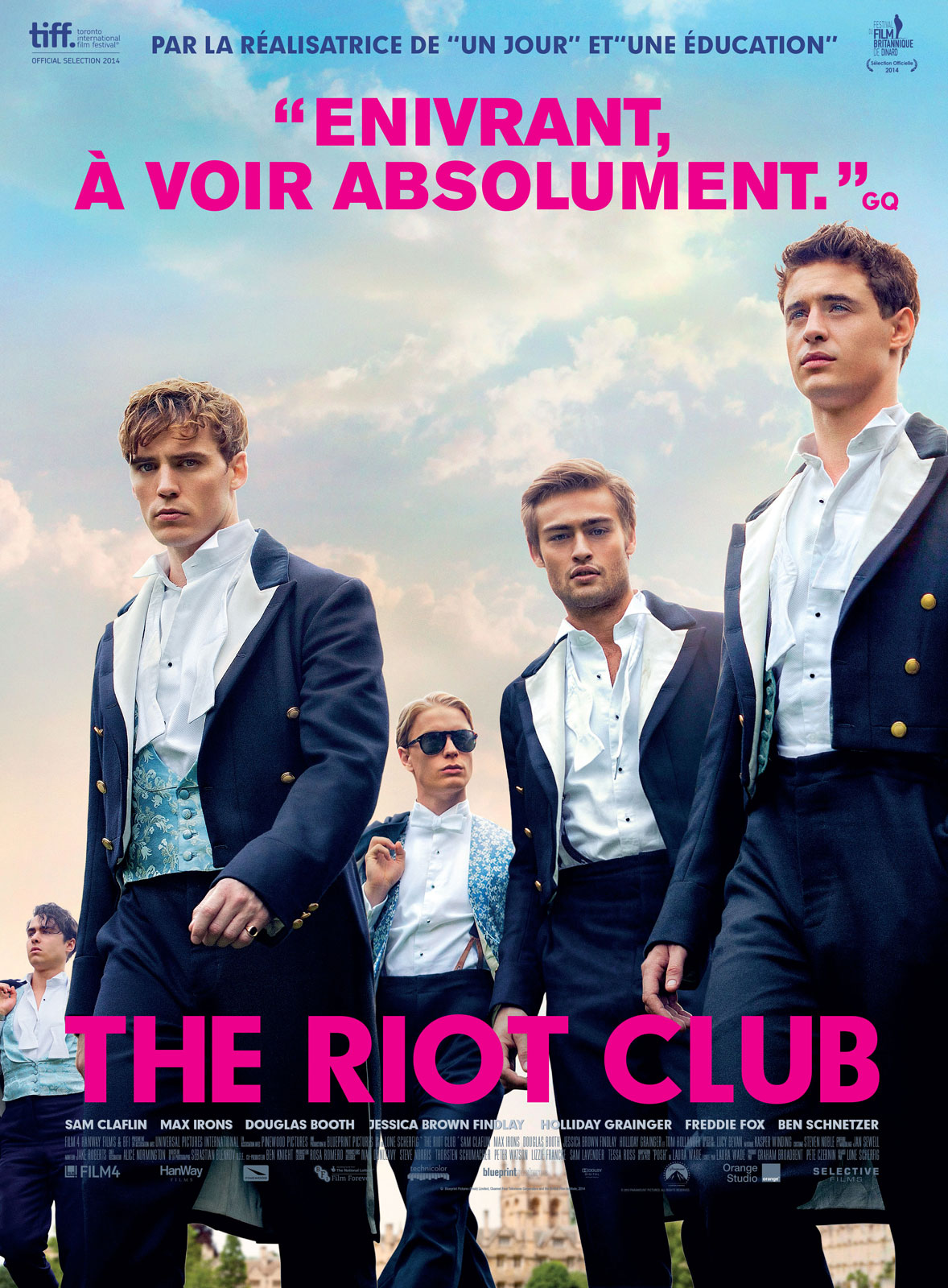 Télécharger The Riot Club DVDRIP Gratuit Uploaded