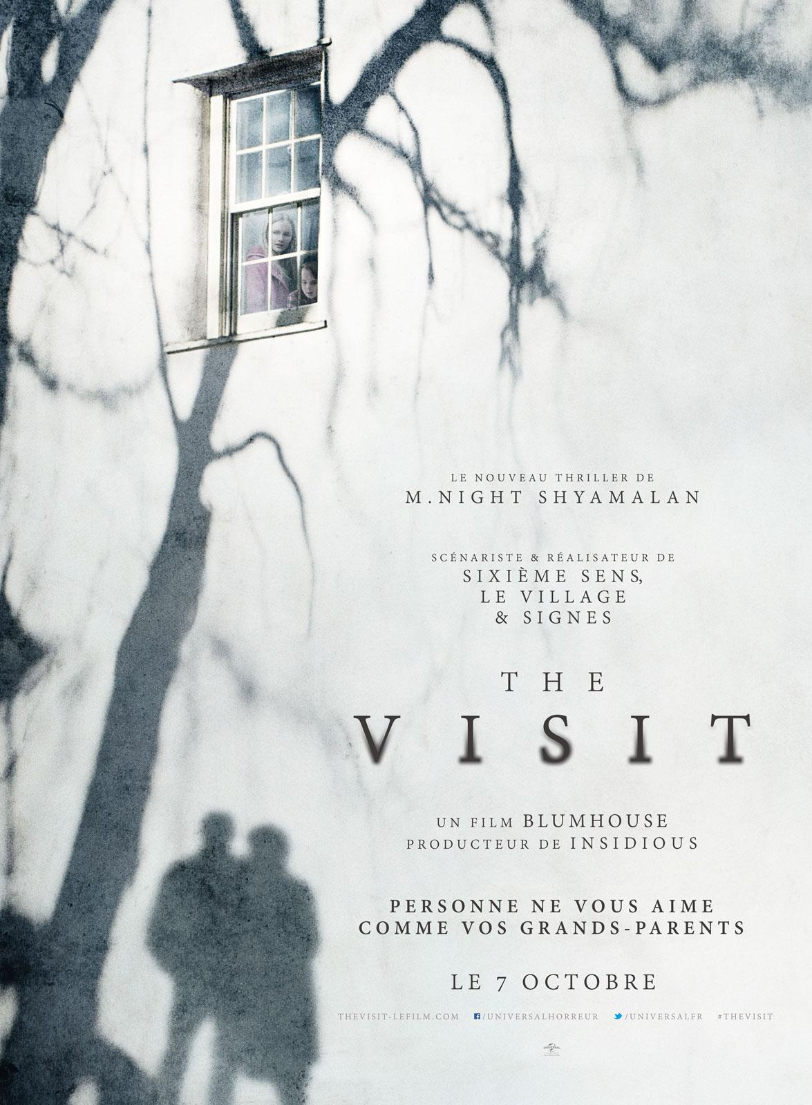 The Visit en Streaming