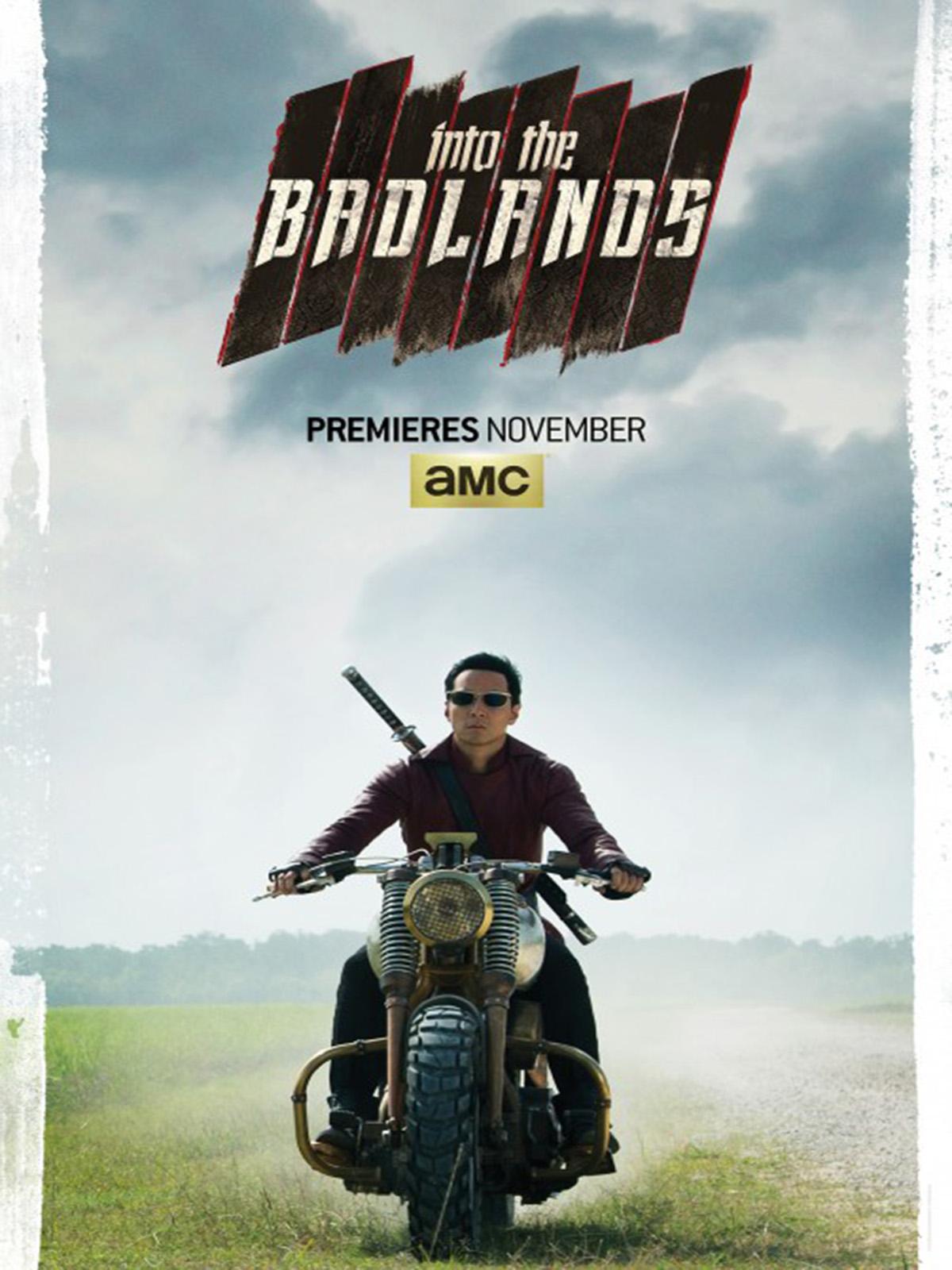 Affiche de la série Into the Badlands