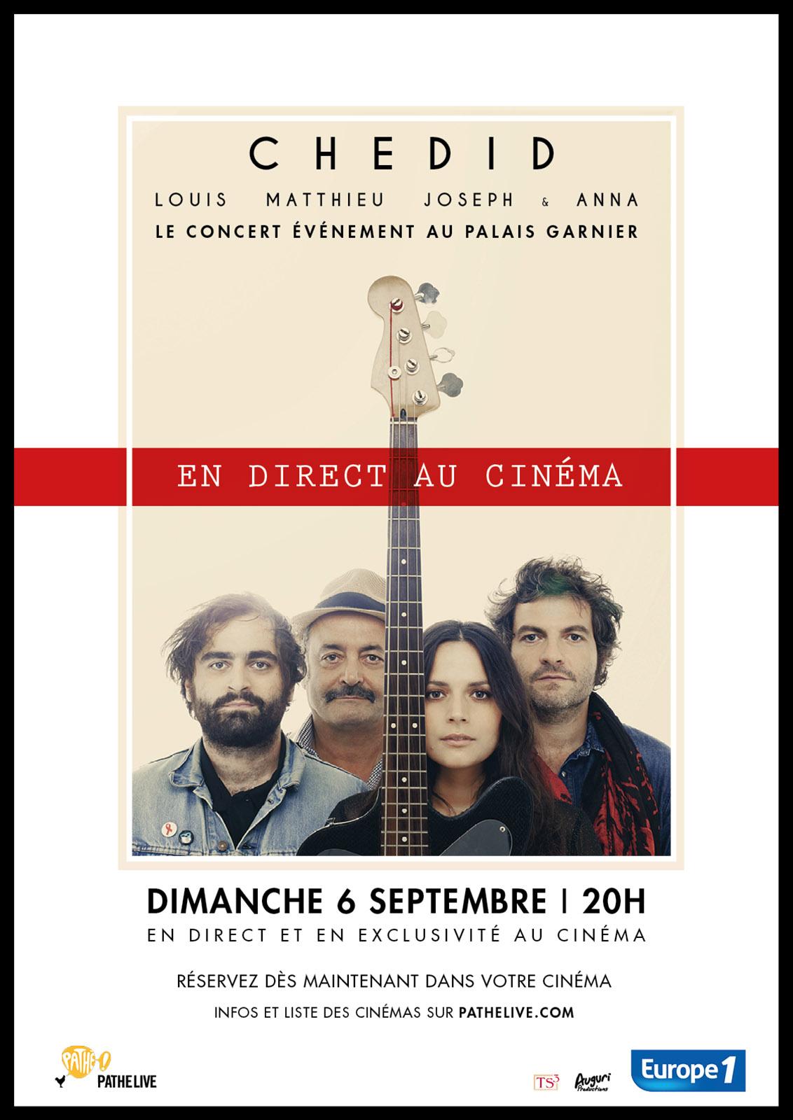 Télécharger La Famille Chedid (Pathé Live) HD VF