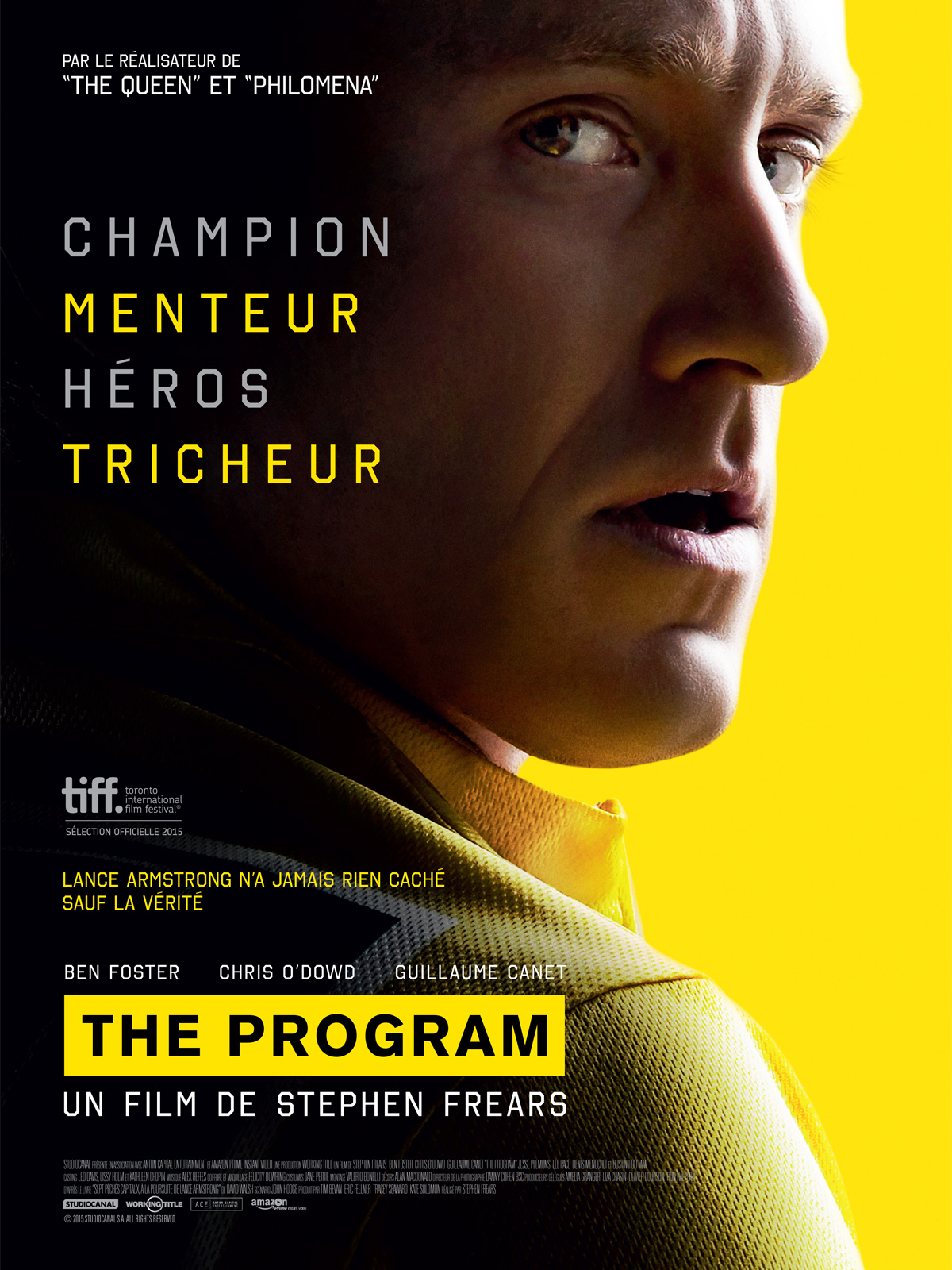 Télécharger The Program VF Complet Uploaded