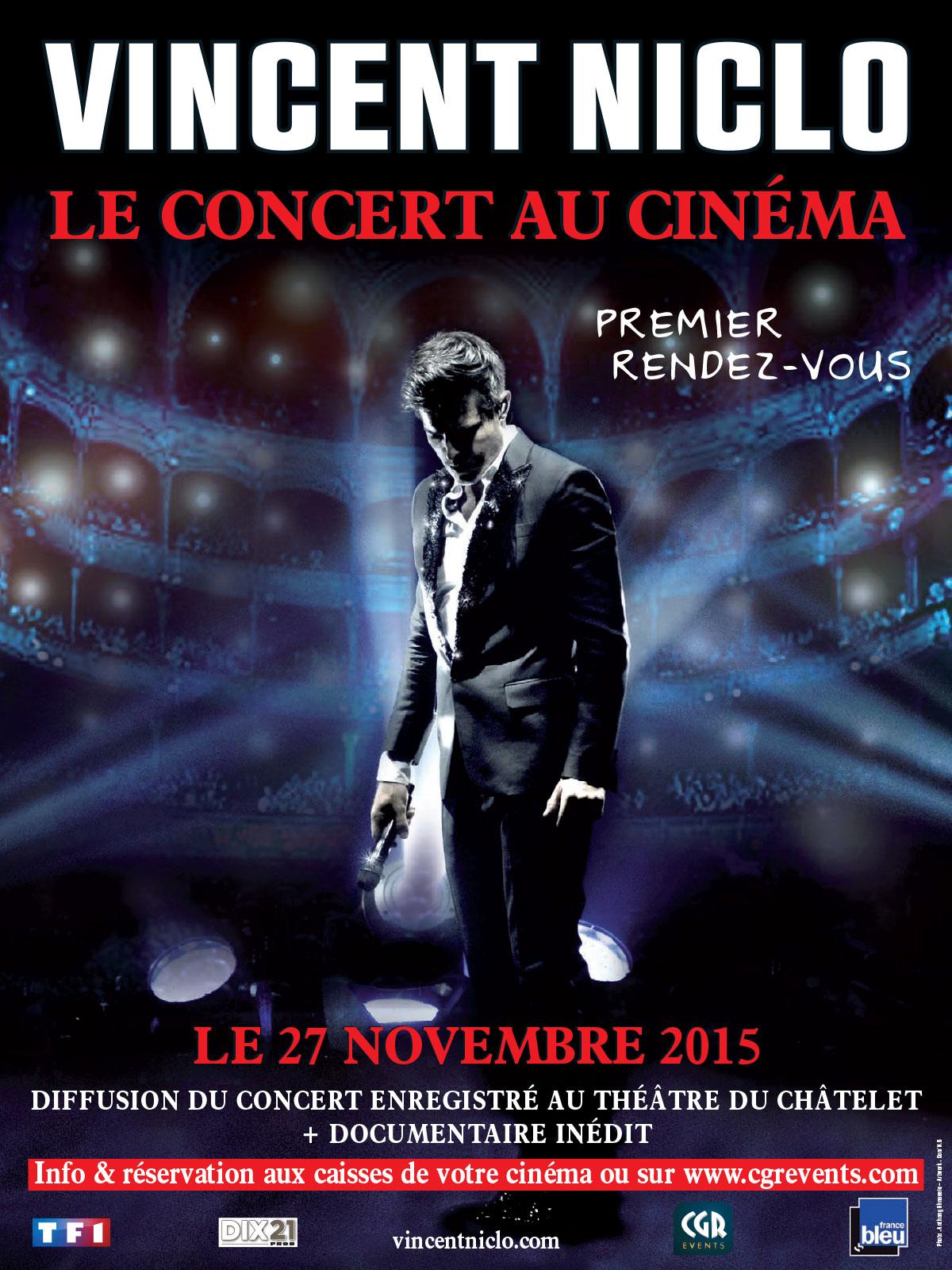 Télécharger Vincent Niclo - Le concert au cinéma (CGR Events) VF Complet Uploaded