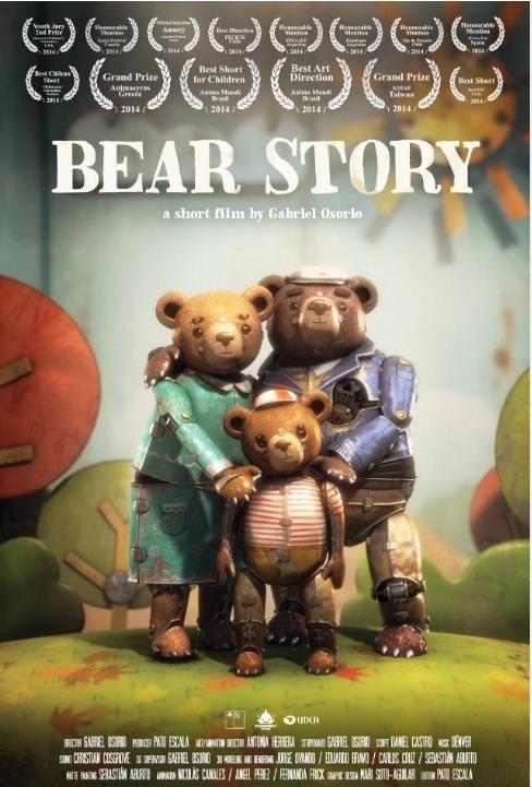 Télécharger Bear Story HD VF Uploaded