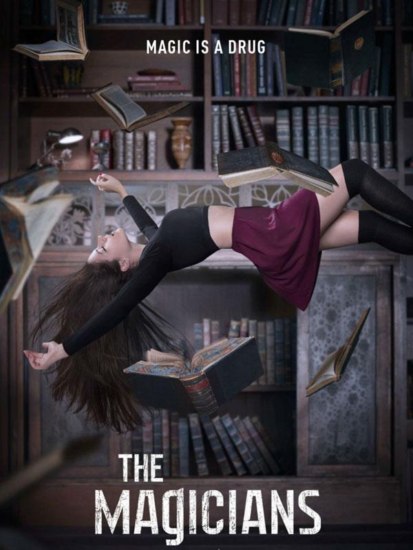 Affiche de la série The Magicians