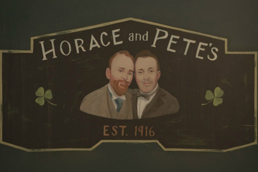 Affiche de la série Horace and Pete
