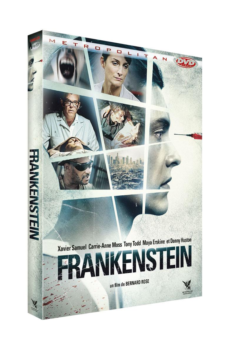 Télécharger Frankenstein DVDRIP VF