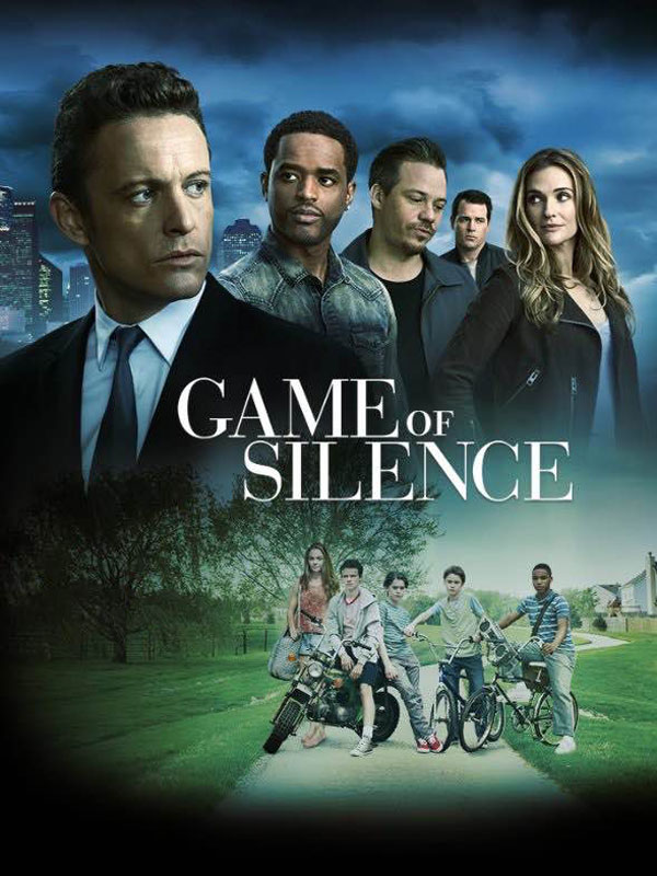 Affiche de la série Game of Silence