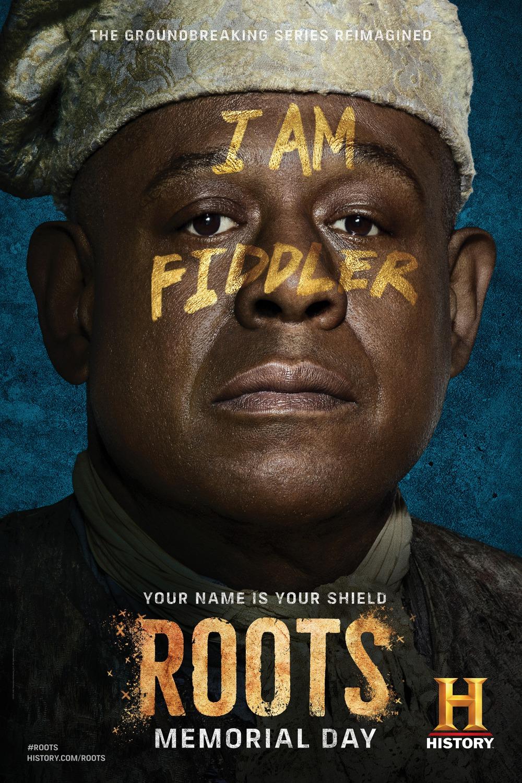 Affiche de la série Roots (2016)