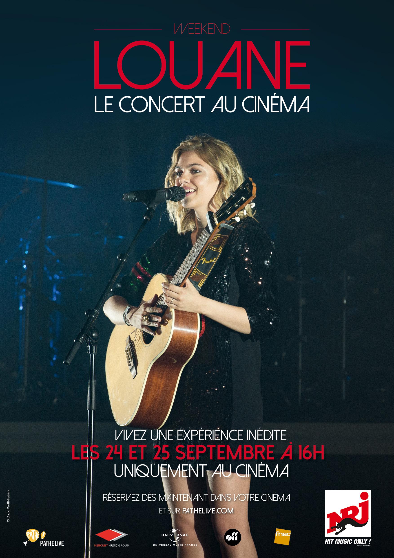 Télécharger Louane - Le concert au cinéma