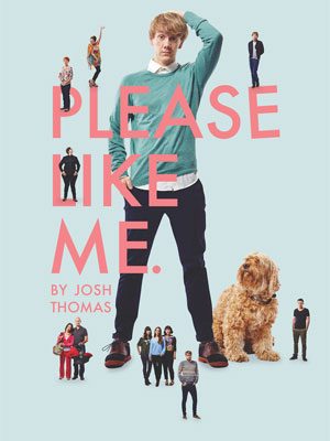 Affiche de la série Please Like Me