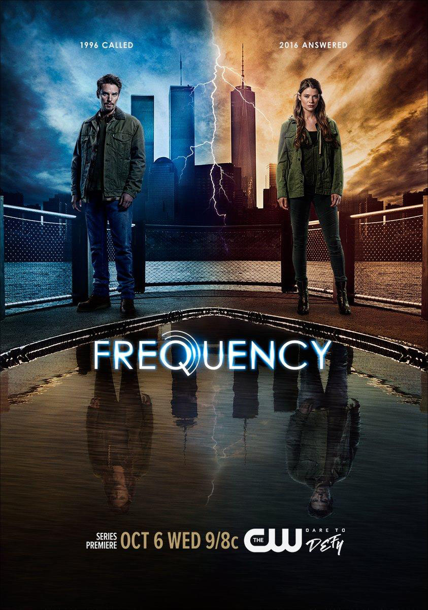 Affiche de la série Frequency