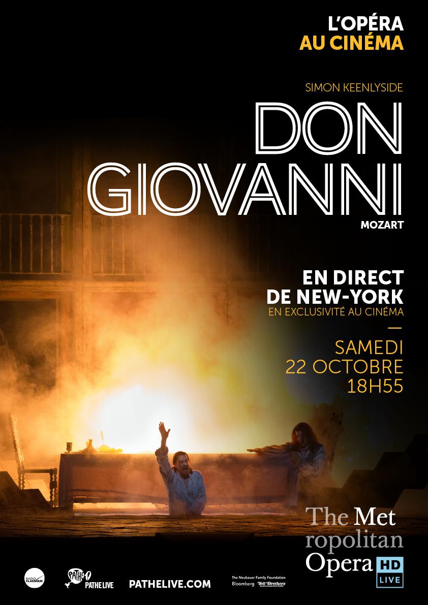 Télécharger Don giovanni (Met-Pathé Live) Complet DVDRIP Uptobox