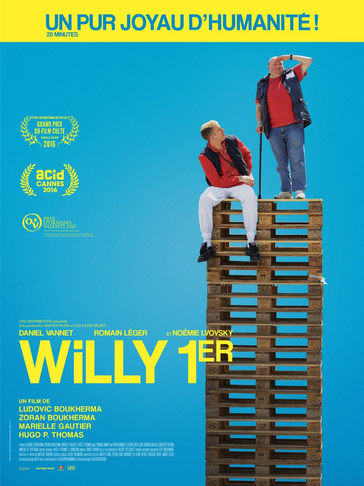 Willy 1er en Streaming