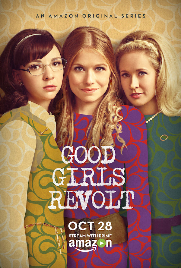Affiche de la série Good Girls Revolt