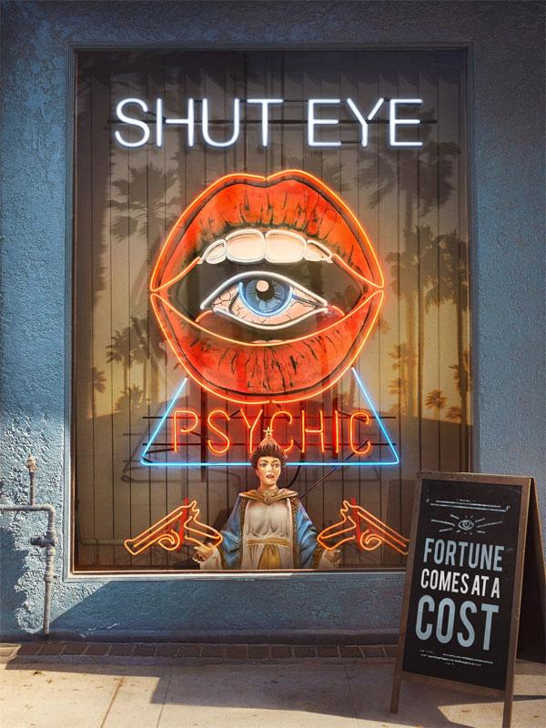 Affiche de la série Shut Eye