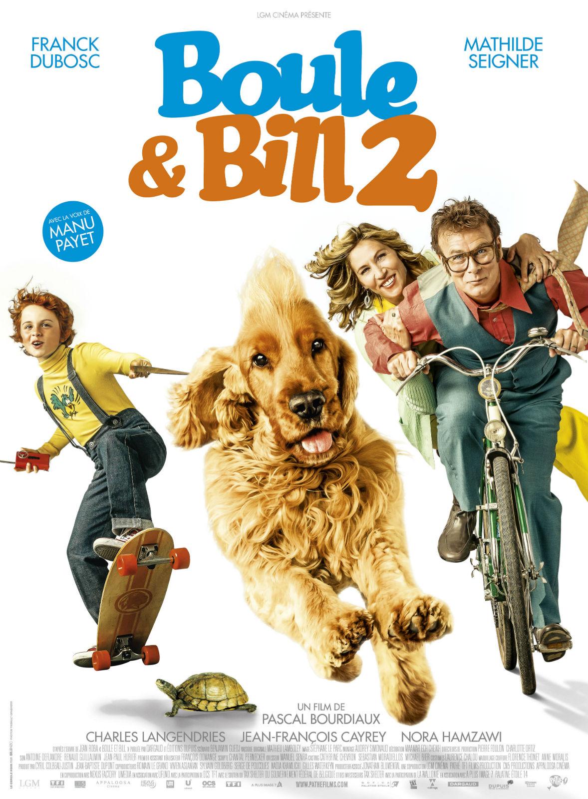 Boule & Bill 2 en Streaming