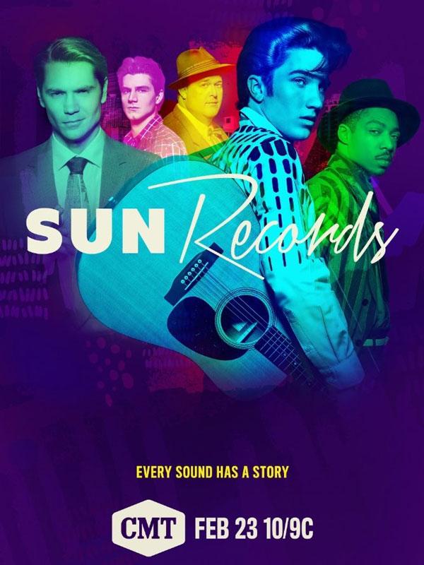 Affiche de la série Sun Records