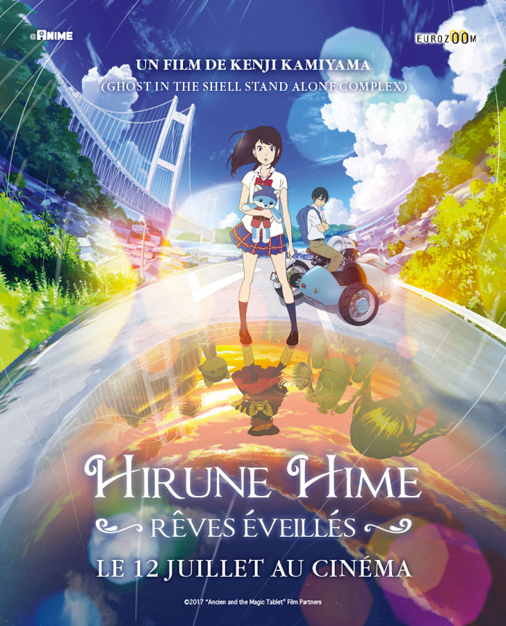 Télécharger Hirune Hime, Rêves éveillés HD VF Uploaded