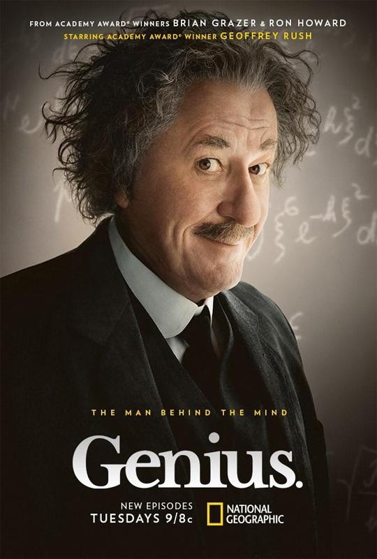 Affiche de la série Genius : Einstein