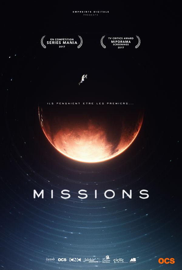 Affiche de la série Missions