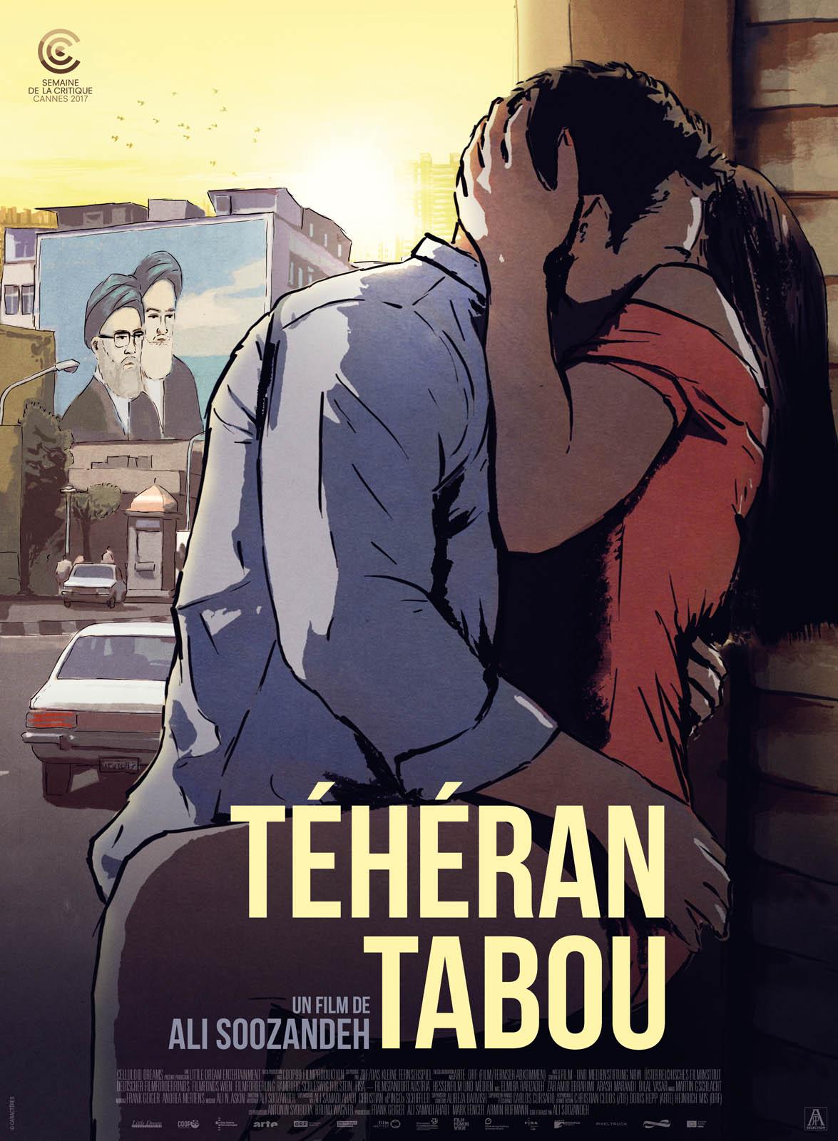 Télécharger Téhéran Tabou Gratuit HD