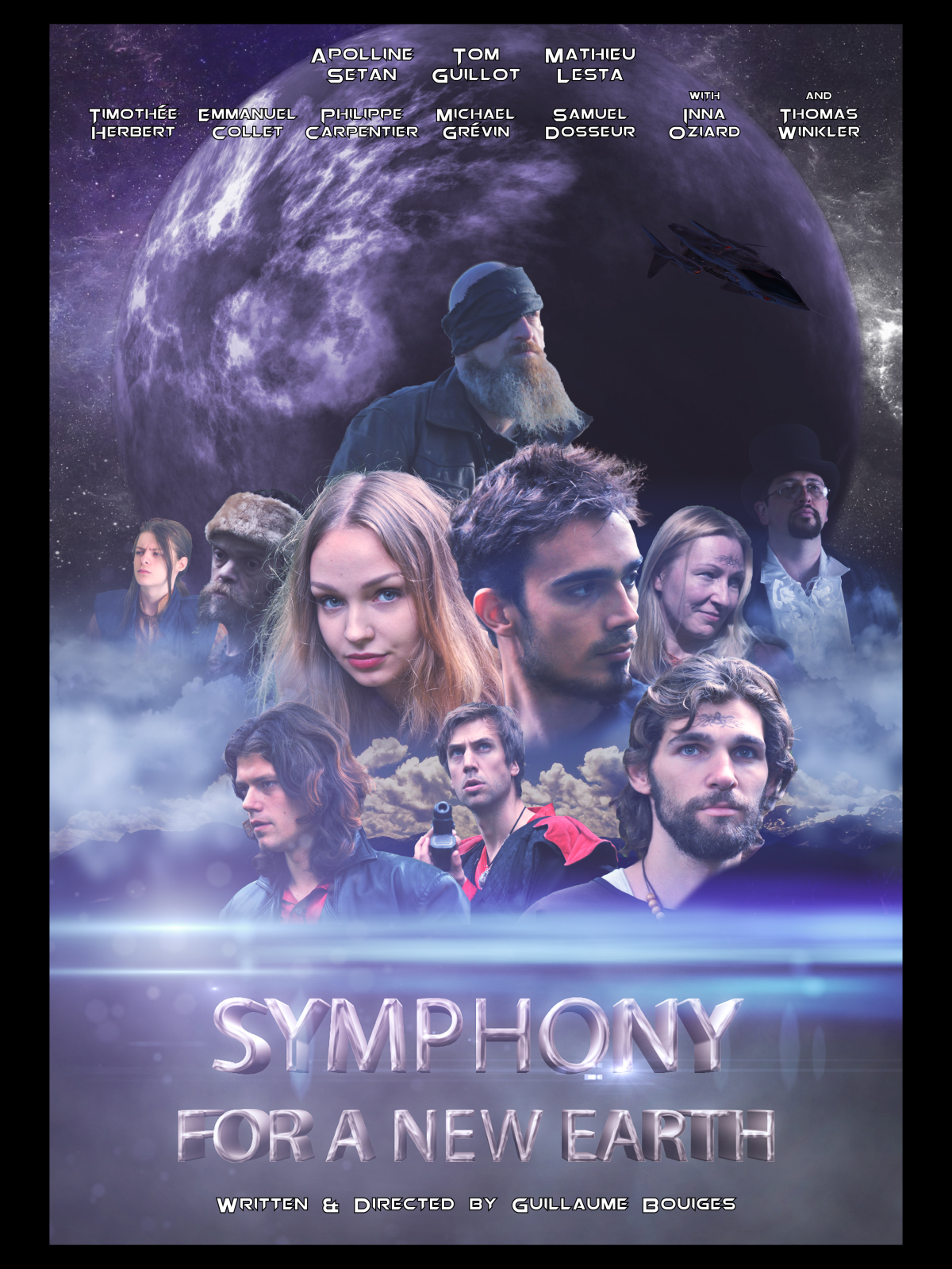Affiche de la série Symphony for a New Earth
