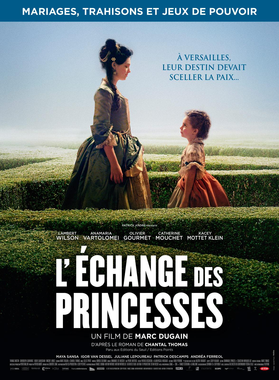 AfficheL'Echange des princesses