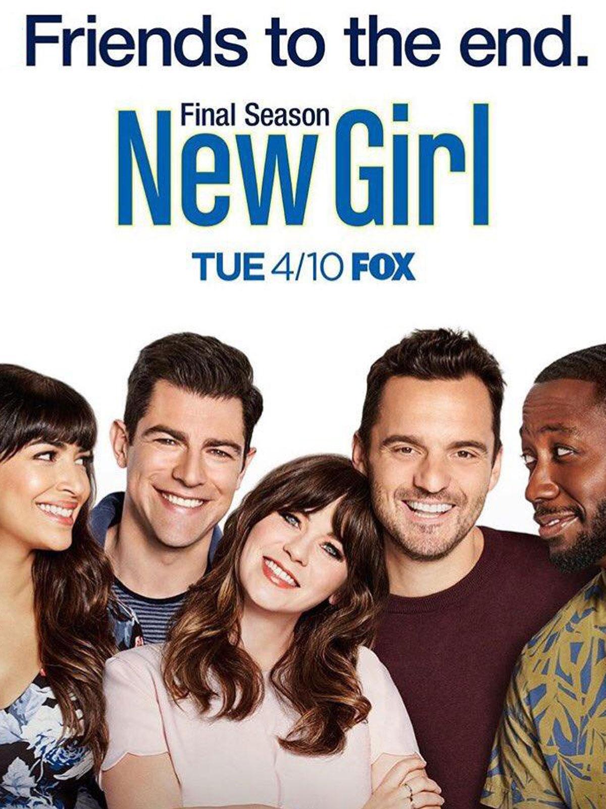 Affiche de la série New Girl