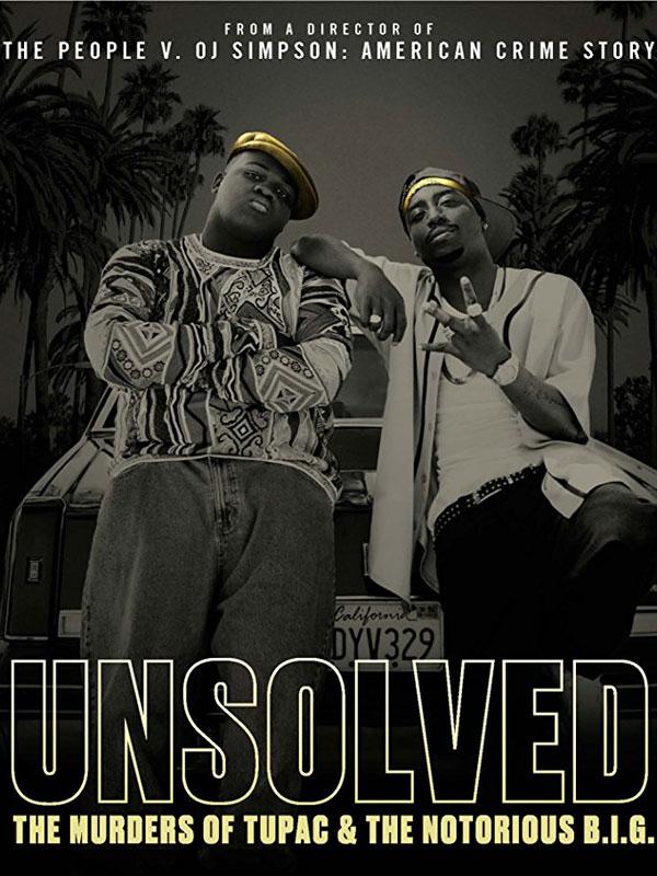 Affiche de la série Unsolved