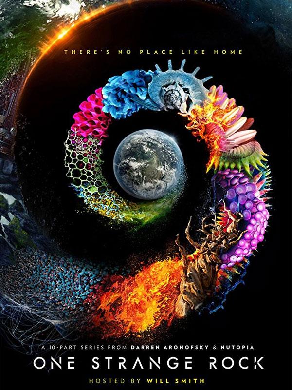 Affiche de la série One Strange Rock