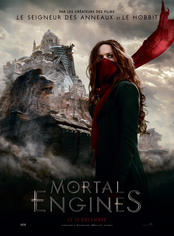 AfficheMortal Engines