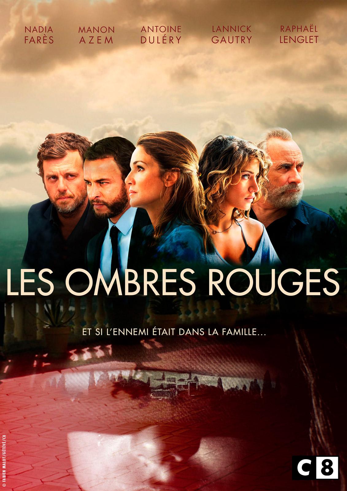 Affiche de la série Les Ombres Rouges