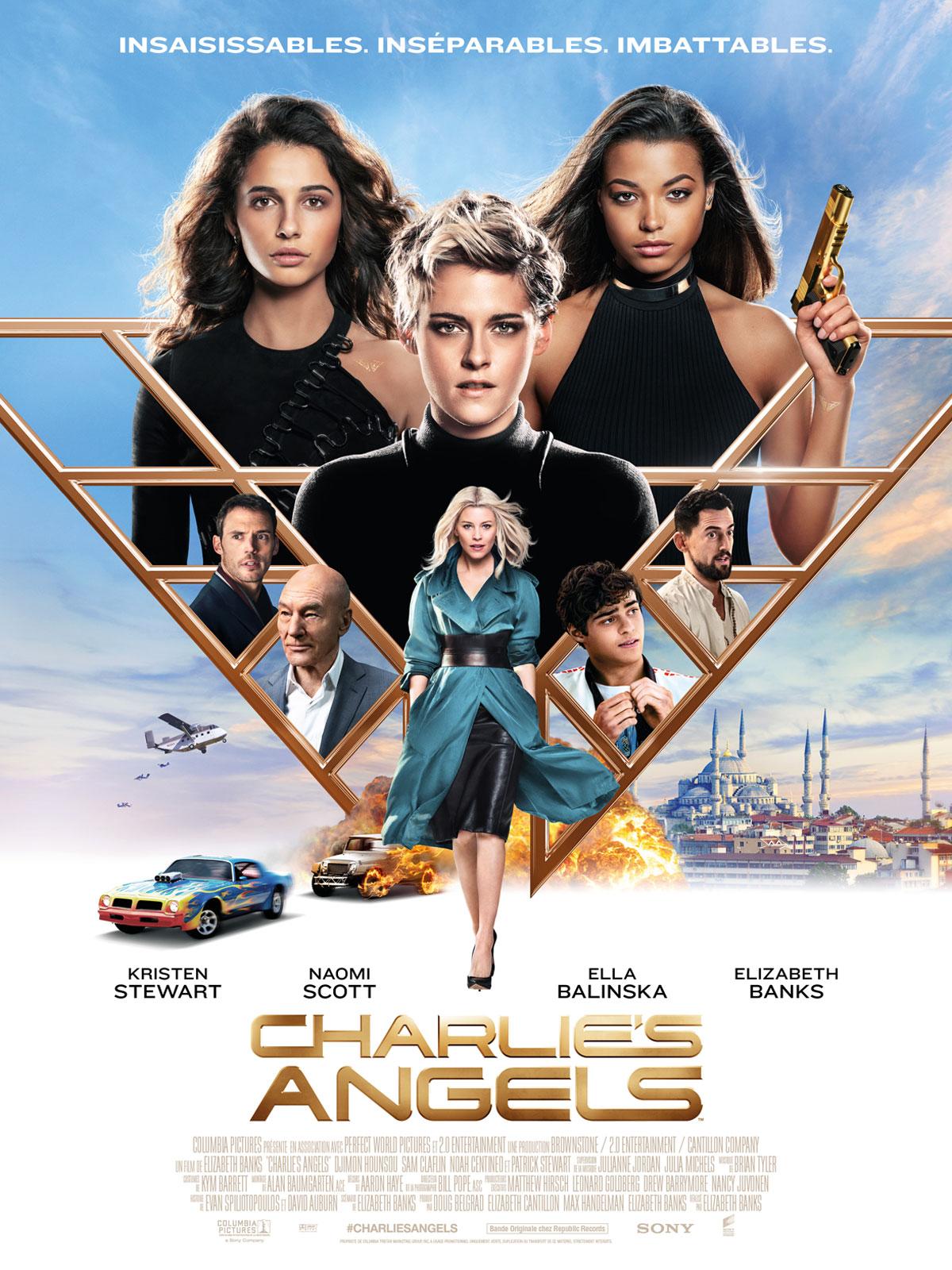 AfficheCharlie's Angels