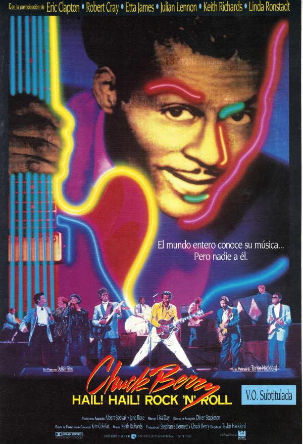 Télécharger Chuck Berry Hail! Hail! Rock 'n' Roll TRUEFRENCH VF Uptobox