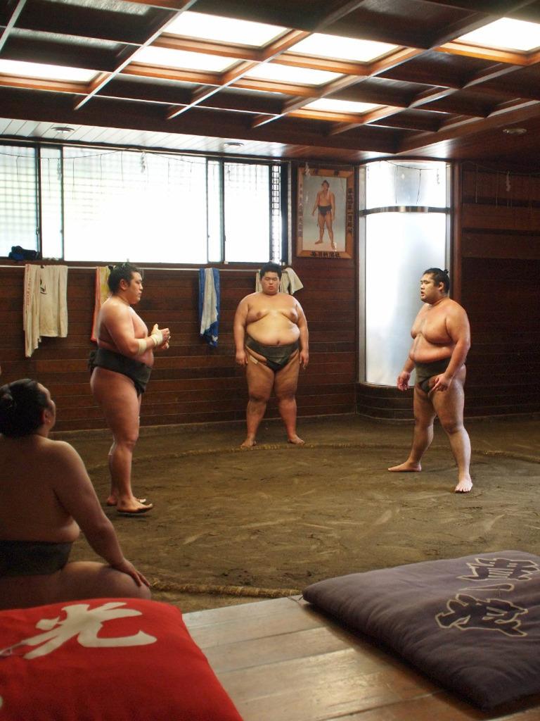 Télécharger La tradition des sumos HD VF