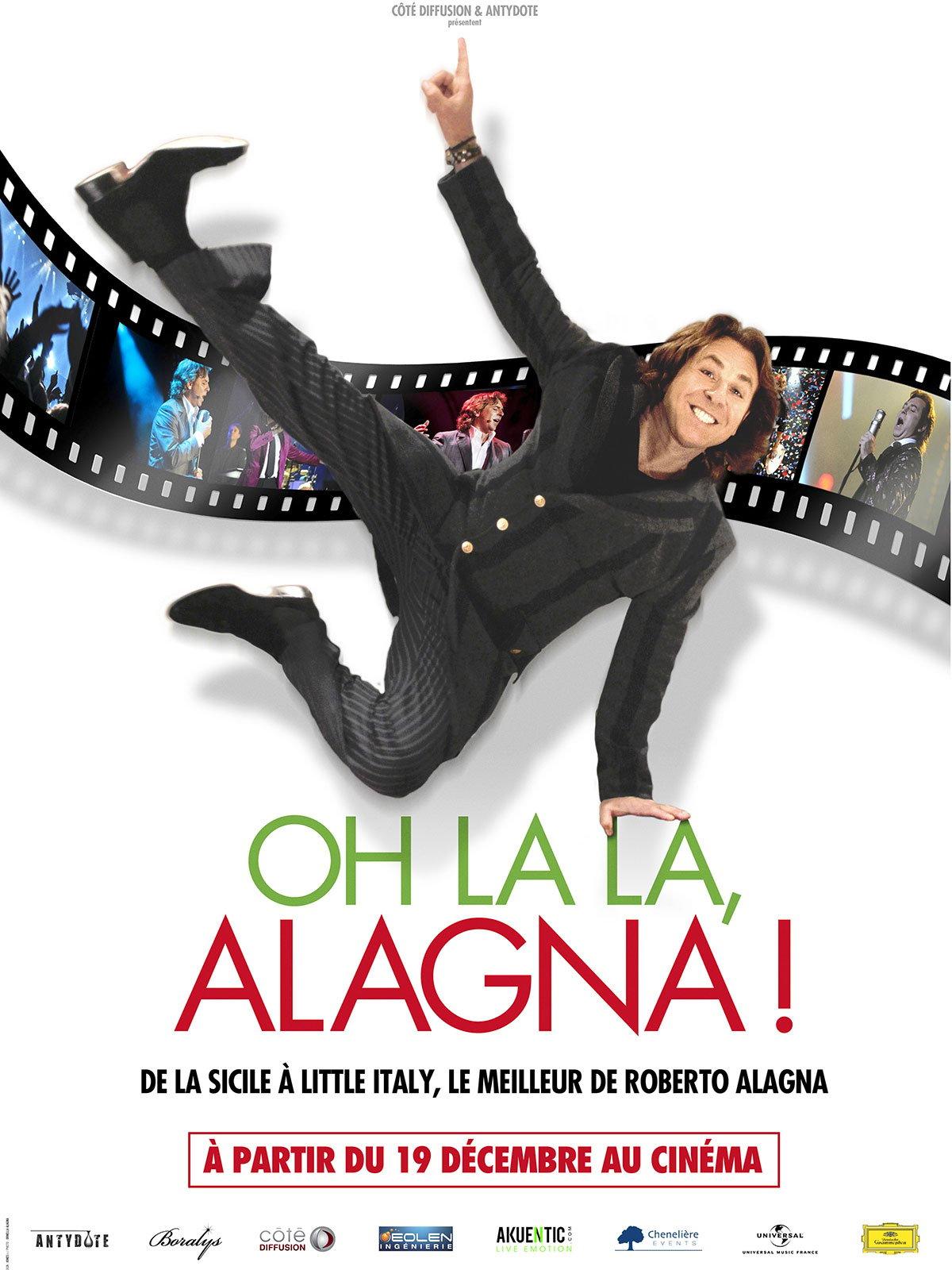 Télécharger Concert Roberto Alagna (Côté Diffusion) HDLight 720p HD