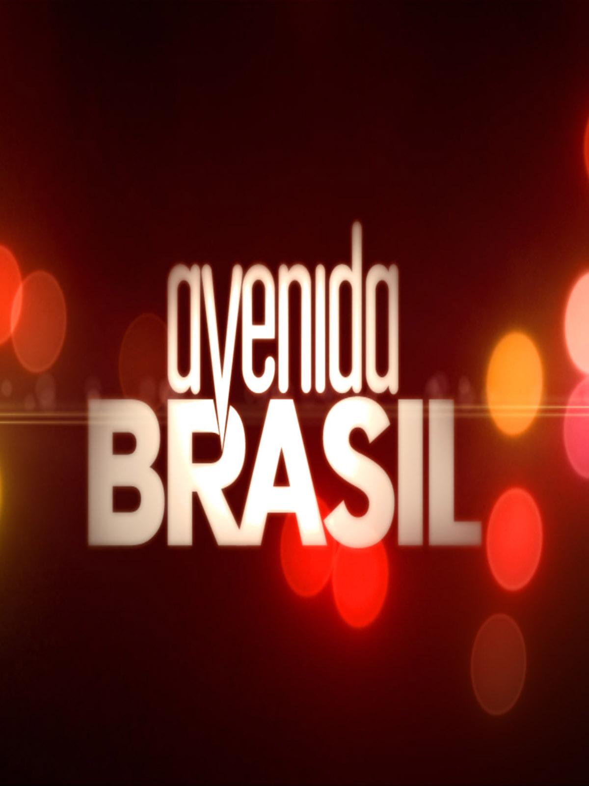 Affiche de la série Avenida Brasil