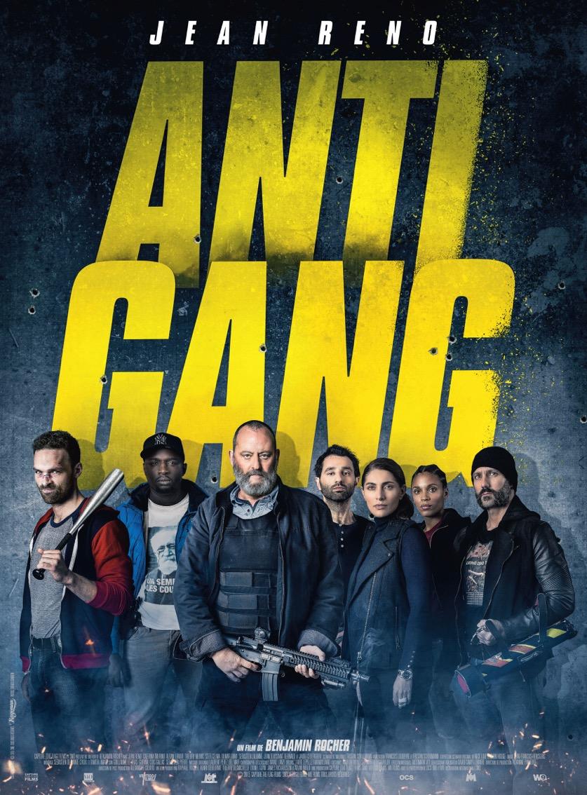 Antigang 2015 au cin ma limoges ester grand ecran - Cinema grand ecran limoges ...
