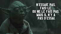 Star Wars : 10 leçons de vie de maître Yoda pour être plus zen