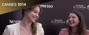 Cannes 2014 - Respire : standing ovation pour le film de Mélanie Laurent