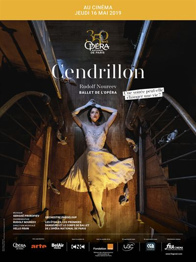 Cendrillon (Opéra de Paris-FRA Cinéma)