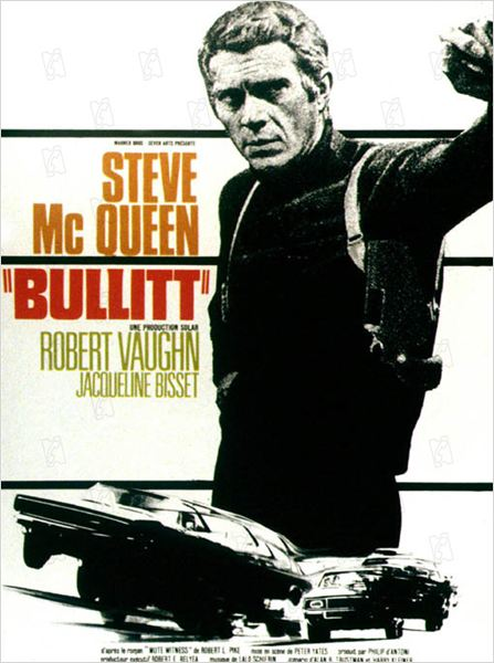 Bullitt : Photo Peter Yates