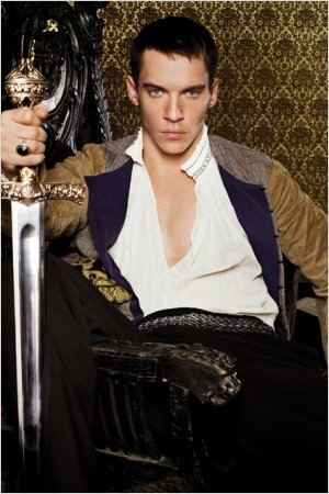 Les Tudors : Photo Jonathan Rhys Meyers